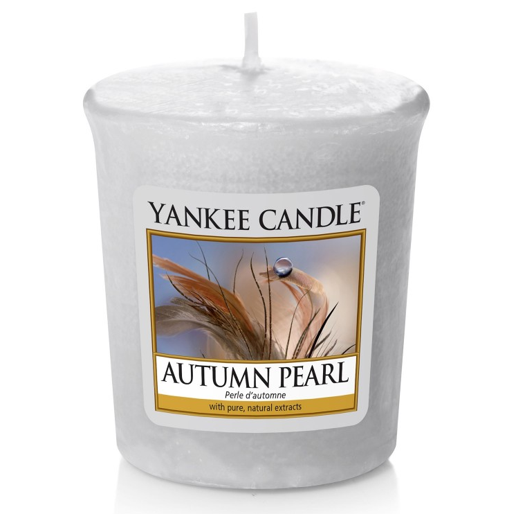 Yankee Candle Autumn Pearl - Votive Candle