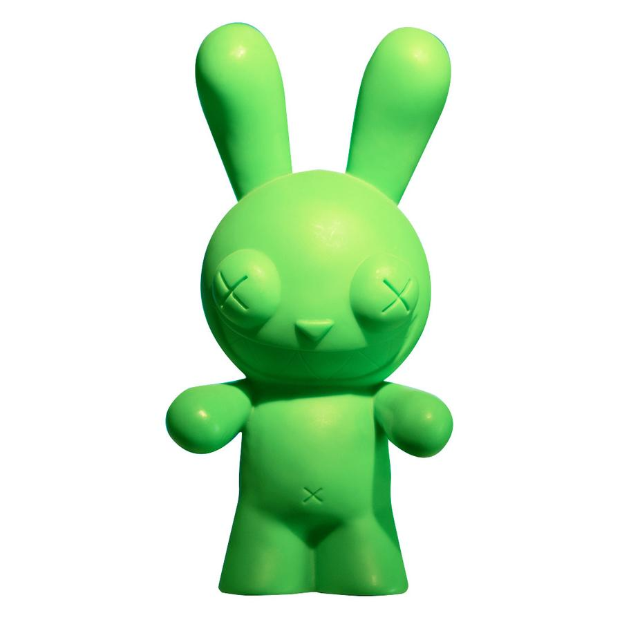 Zombunny Night Light - Green