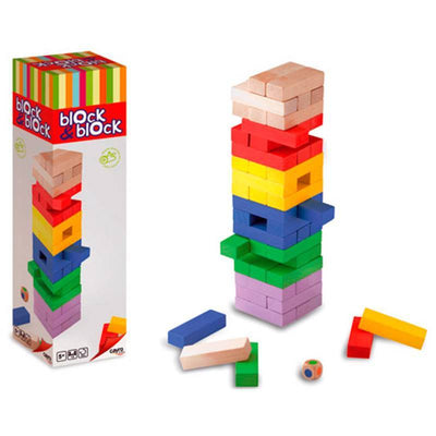 Game For Kids Block A Block Colours