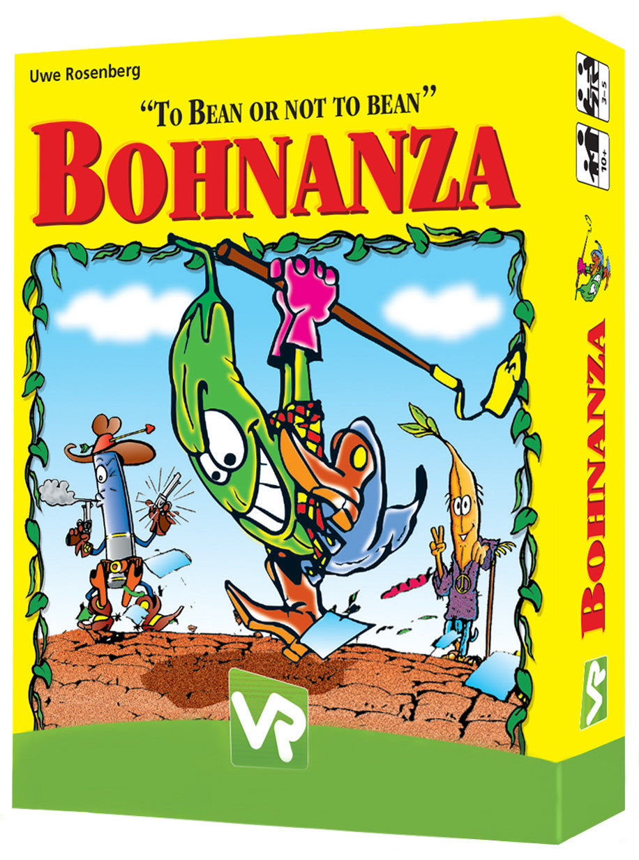 Bohnanza Refreshed - Pre-Order