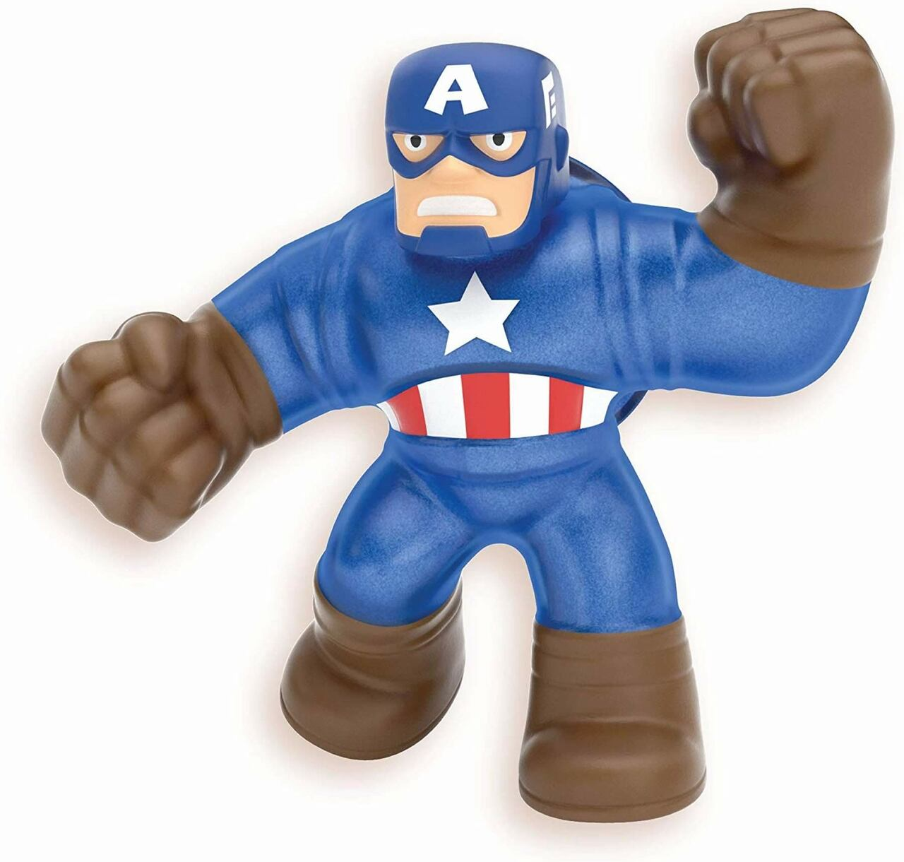 Heroes Of Goo Jit Zu Marvel Supagoo Captain America