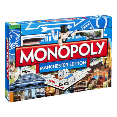 Manchester Monopoly