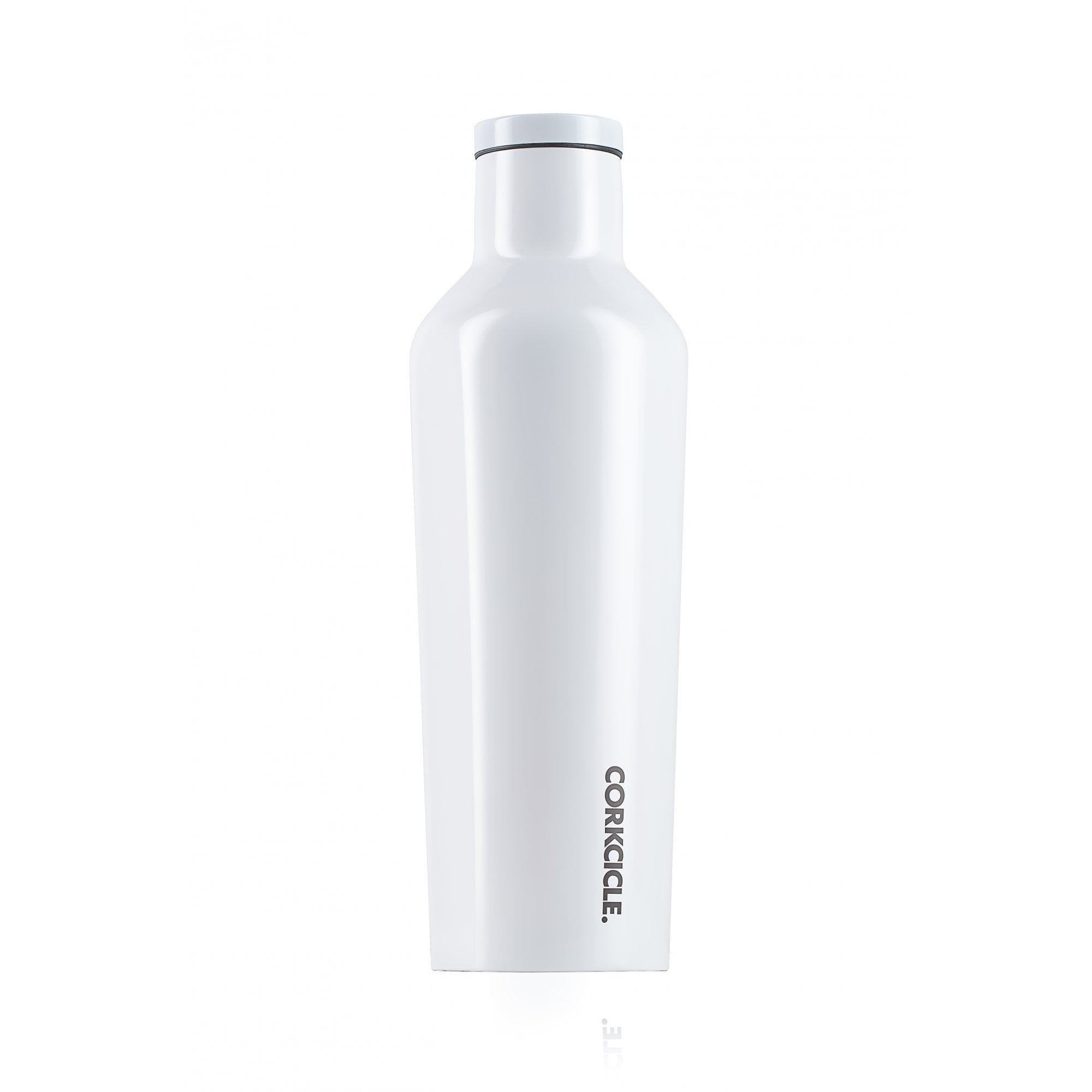 Corkcicle Canteen 16oz/475ml - Dipped Modernist White