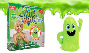 Slime Baff Limited Edition 2 Use Gift Set With Slimon Figure