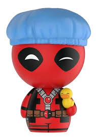 Funko Dorbz Marvel - Bathtime Deadpool