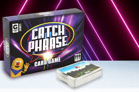 Catch Phrase TV Travel Game