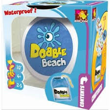 Asmodee Dobble Beach Card Game