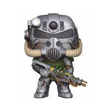 Fallout Pop! Games Vinyl Figure – T-51 Power Armor