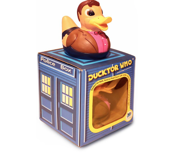 Ducktor Who - 'Glow In The Duck'