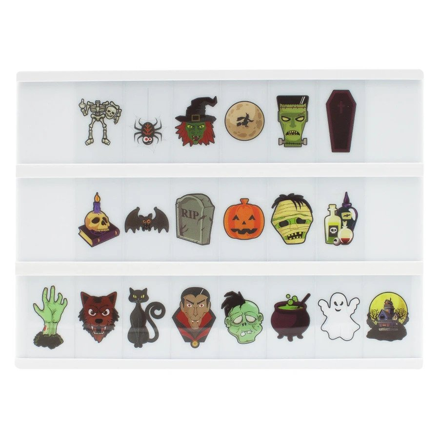 A4 Halloween Letter Pack