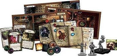 Beyond the Threshold: Mansions of Madness 2nd Ed Exp.