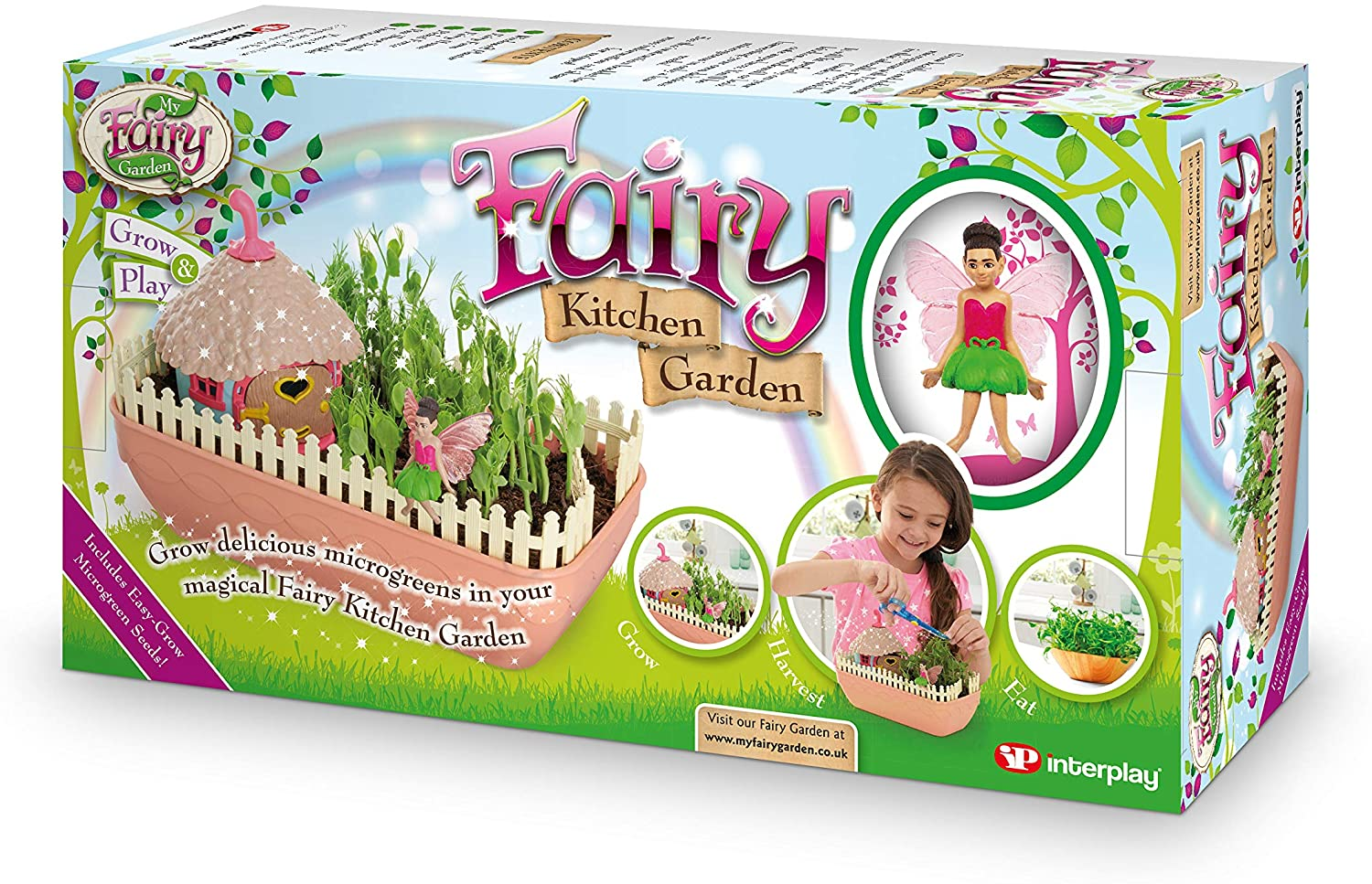 Fairy Kitchen Garden