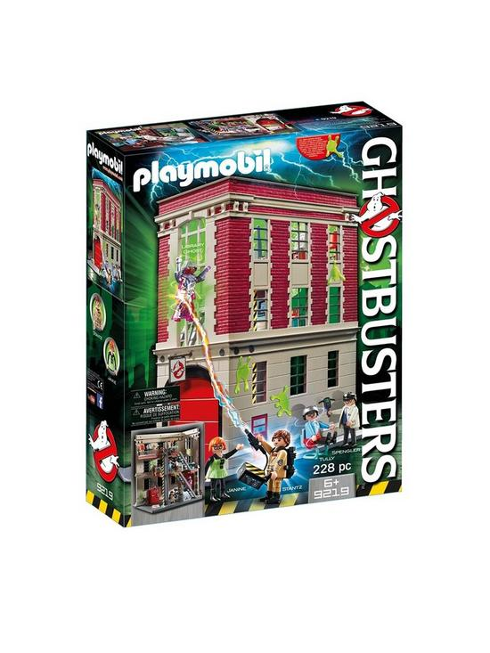 Playmobil Ghostbusters™ Fire Headquarters