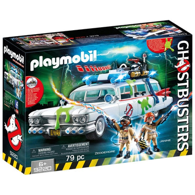 Playmobil Ghostbusters™ Ecto 1 with Lights and Sound