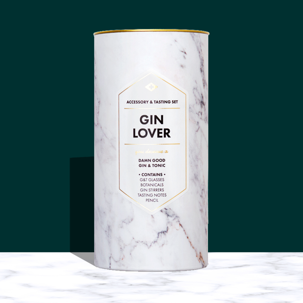 Gin Lover - Accessory & Tasting Set