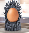 Throne Egg Cup (Egg of Thrones)