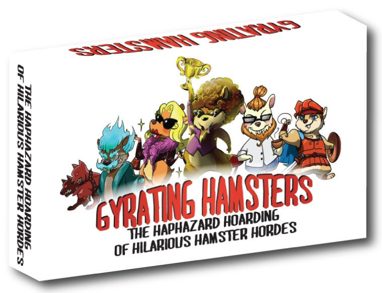 Gyrating Hamsters - The Haphazard Hoarding Of Hilarious Hamster Hordes