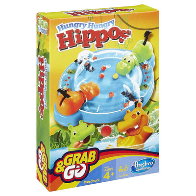 Hungry Hungry Hippos Grab and Go