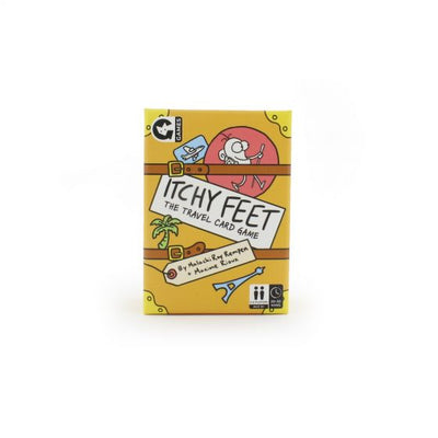 Itchy Feet Card Game