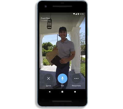 Google Nest Hello Video Smart Doorbell