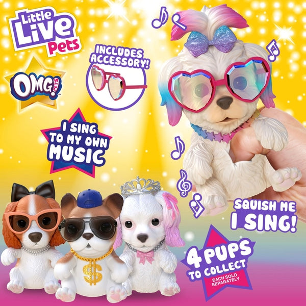 Little Live Pets OMG Pets Assortment Series 3