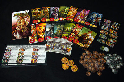 Mascarade Card Game
