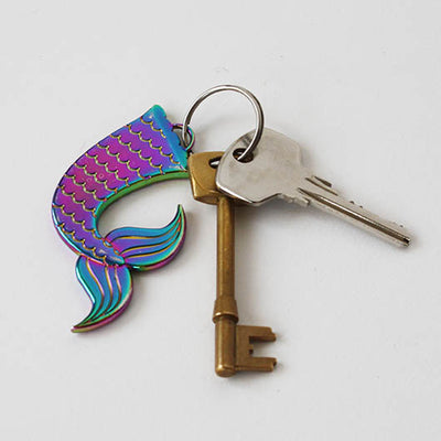 Mermaid Keychain Bottle Opener