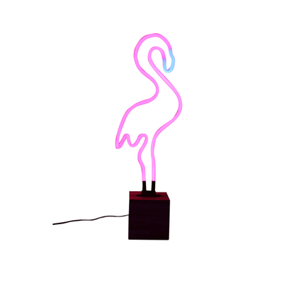 Locomocean Neon (Concrete Base) - Flamingo