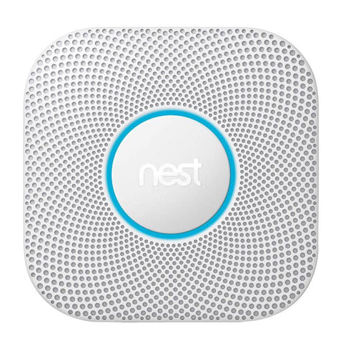 Nest Protect - 2nd Generation Smoke & Carbon Monoxide Alarm (wired)