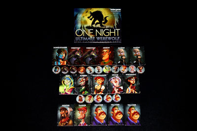 Ultimate Werewolf: One Night