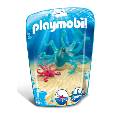 Playmobil Family Fun Octopus with Baby