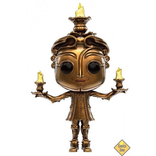 Beauty and The Beast Lumiere Pop! Vinyl