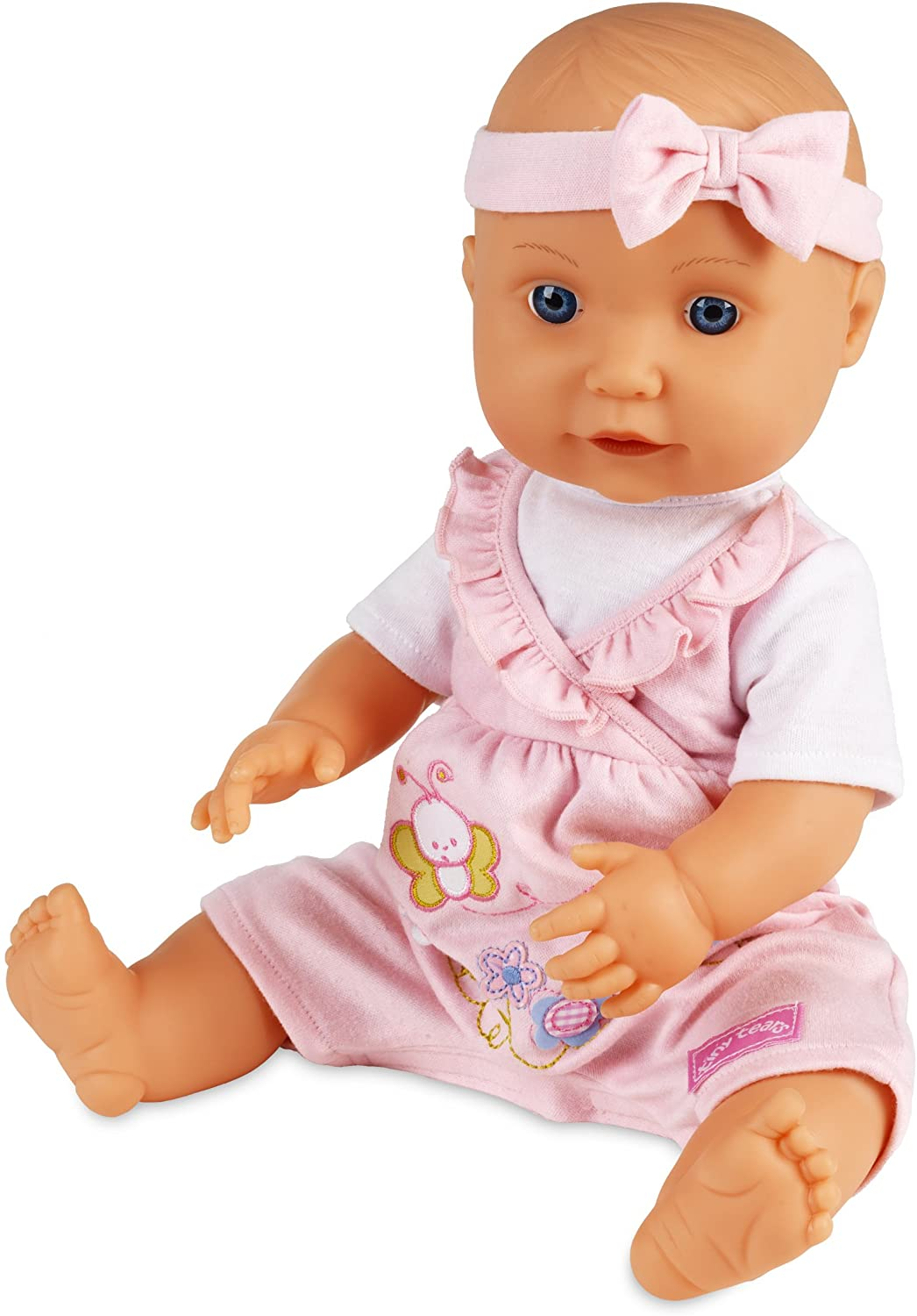John Adams Classic Tiny Tears Interactive Doll