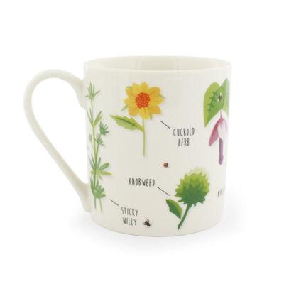 Rude Plants Novelty Joke Mug