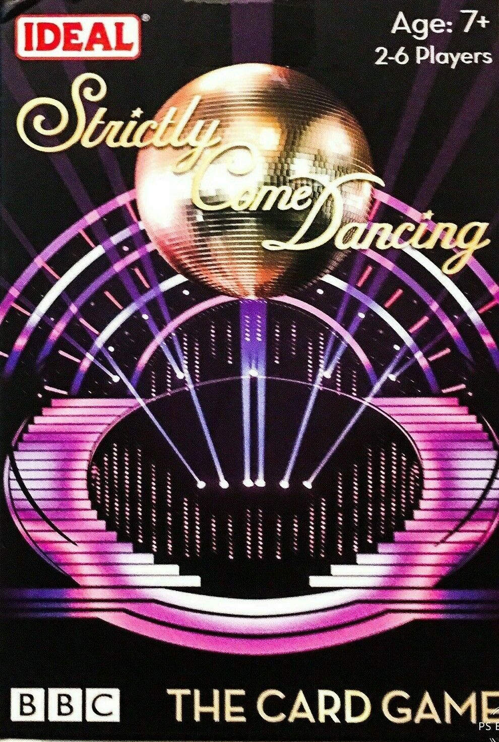 John Adams Strictly Come Dancing - The Card Game (NEW)