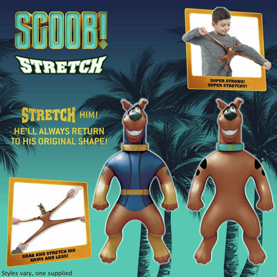 Scoob Mini Stretch Figures