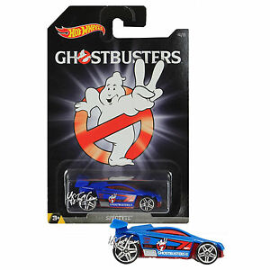 Hot Wheels 1:64 Die Cast Car Ghostbusters Exclusive