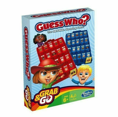 Grab and Go Guess Who Game