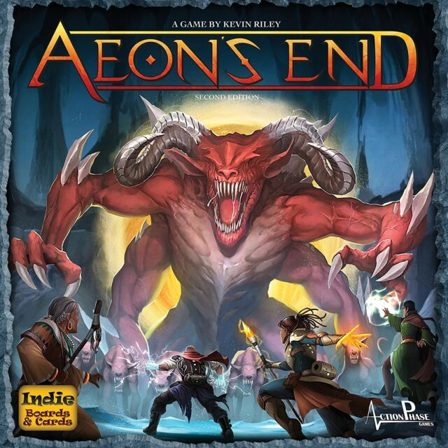 "Aeon""s End 2nd Edition"