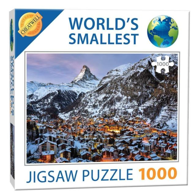 World's Smallest Puzzle - Matterhorn