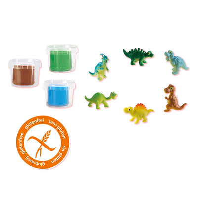 Jurassic Dino World - Play Suitcase