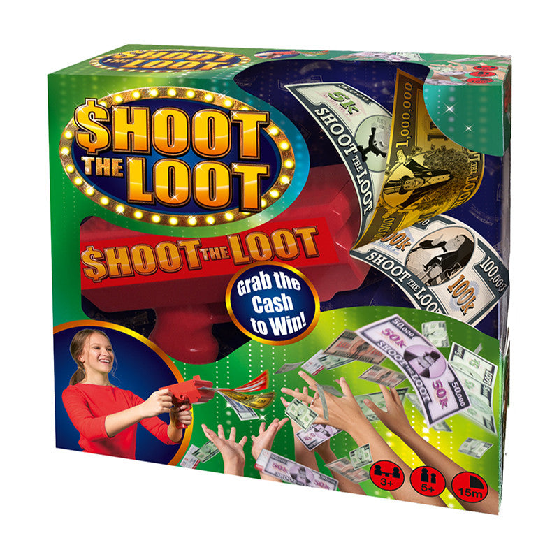 Big Potato Shoot The Loot