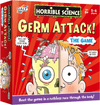 Horrible Science Game - Germ Attack!
