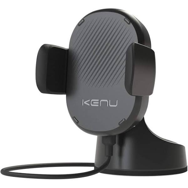 Kenu Airbase Wireless Black
