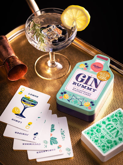 Gin Rummy Playing Cards by Ridley's Games