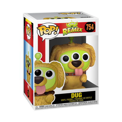 POP Disney: Pixar Alien Remix -Dug