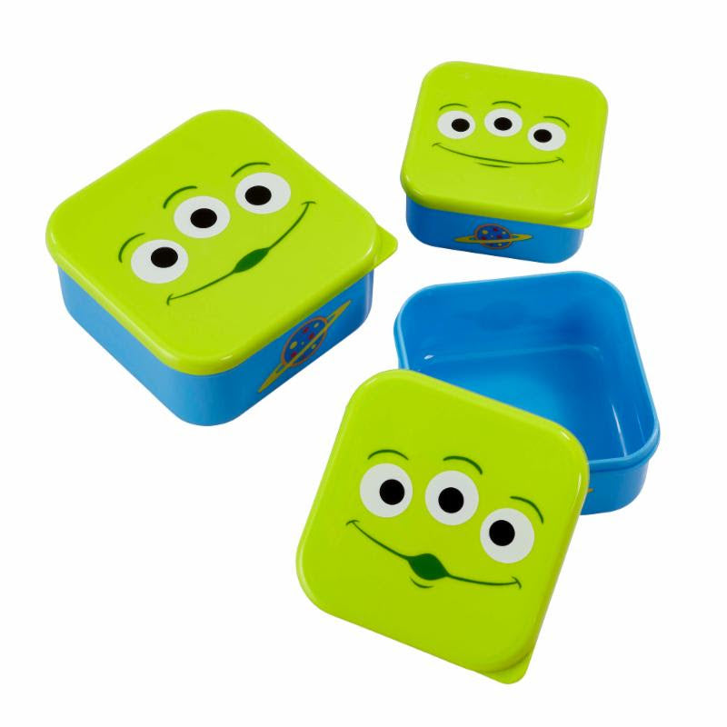 Toy Story 4 Plastic Storage Set: Aliens