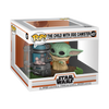 POP Deluxe: The Mandalorian - Child w/ Canister