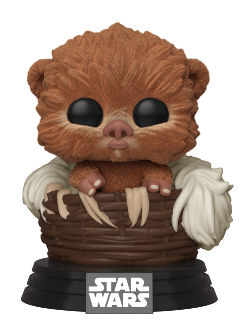 POP Star Wars: Baby Nippet (Flocked)