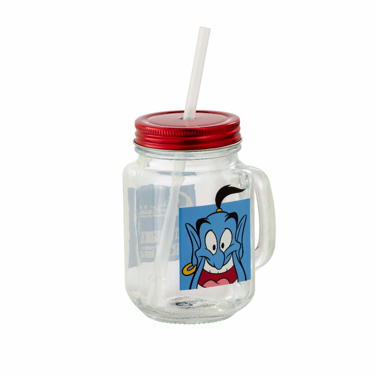 Aladdin: Mason Jar: At Your Service